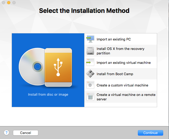 Install Method
